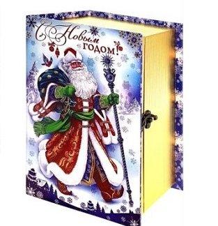 Книга Сказок дерево-кожа 600 гр