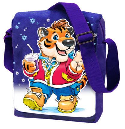 Сумка-планшет Тигр 1000 гр